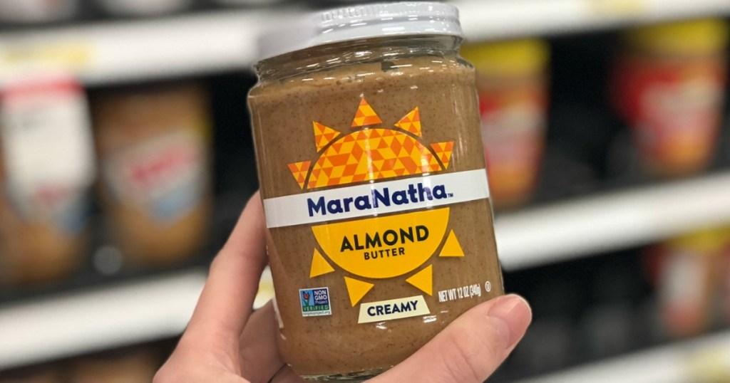 maranatha almond butter target