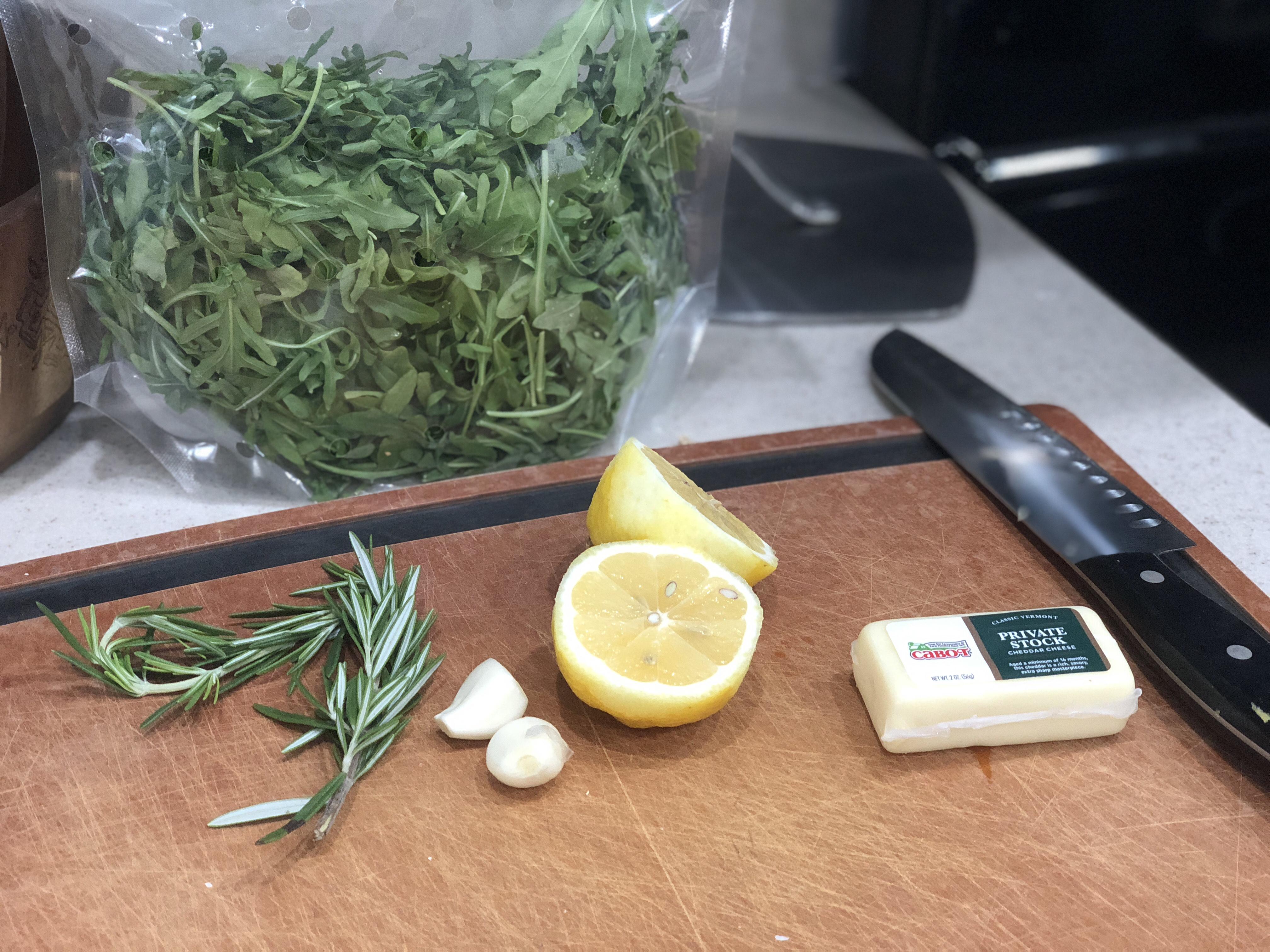 get a deal on your first box martha & marley spoon – fresh herbs, lemon, and garlic