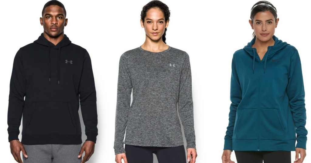 Hop on over to Kohl s.com where you can score up to 70% off Under Armour  and Nike Apparel – no promo code needed as the prices reflect the discount! c4855364af