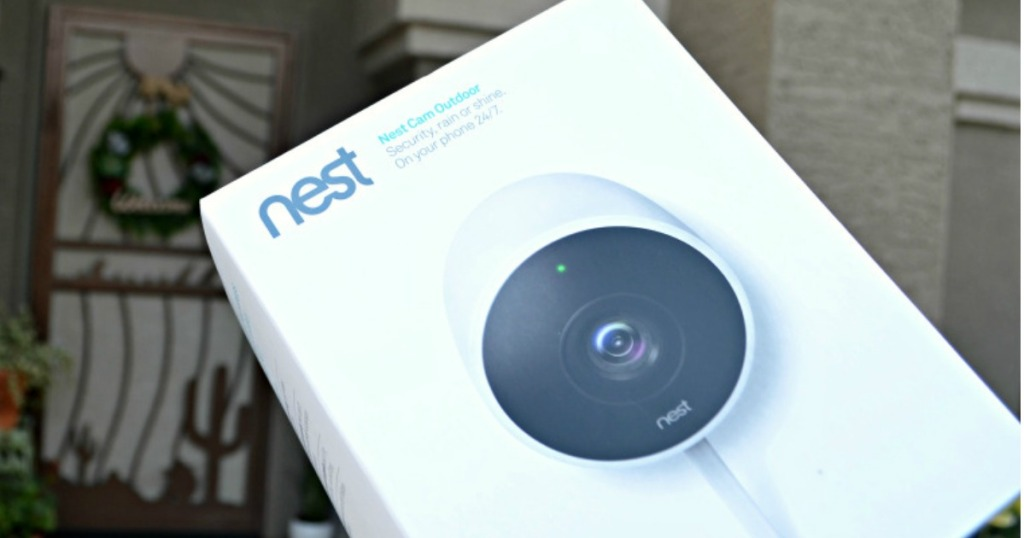 Marvelous Nest Outdoor Security Camera 2 Pack Only 238 Shipped Interior Design Ideas Jittwwsoteloinfo