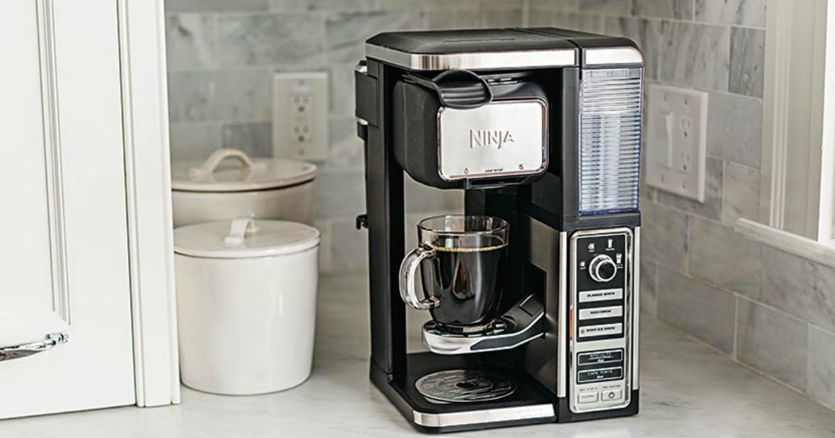 Ninja Coffee Bar Single Serve System As Low As 55 99