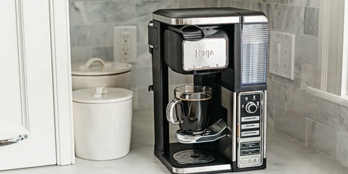 Ninja Coffee Bar Single-Serve System Only $59.49 Shipped + Earn $15 Kohl's Cash