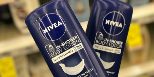 High Value $2/1 Nivea In-Shower Lotion Coupon