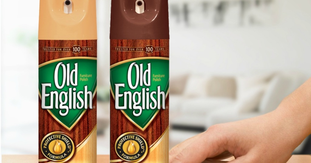 Walmart Com Old English Furniture Polish Only 1 54 Over 55