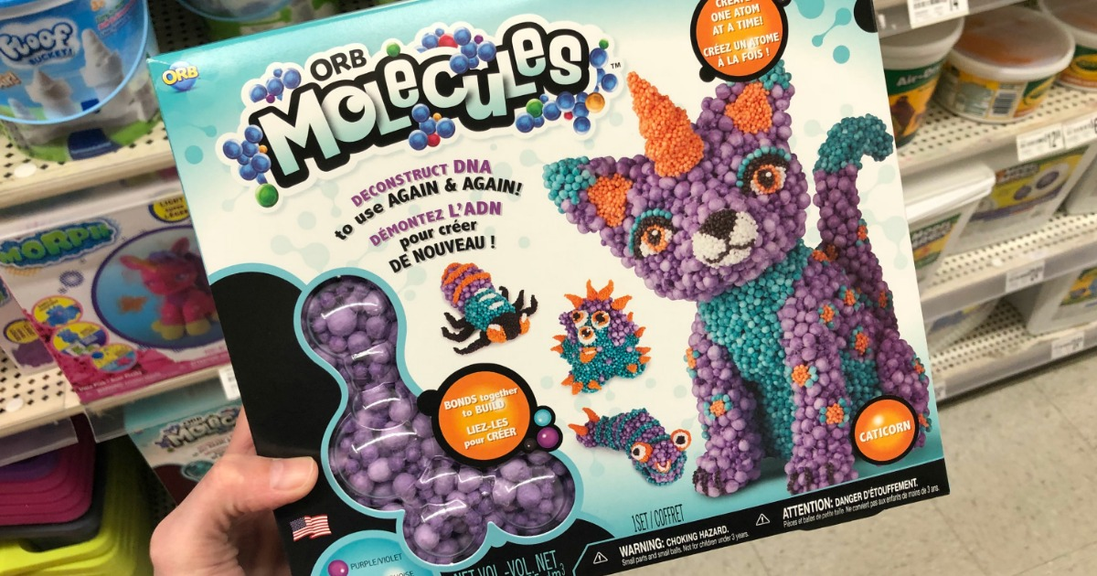 Orb Morph And Molecules Craft Sets As Low As 9 At Michaels In