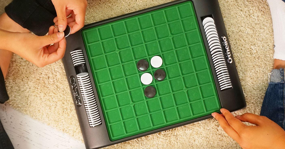 Amazon: Othello Classic Game ONLY $9.09 (Regularly $20)