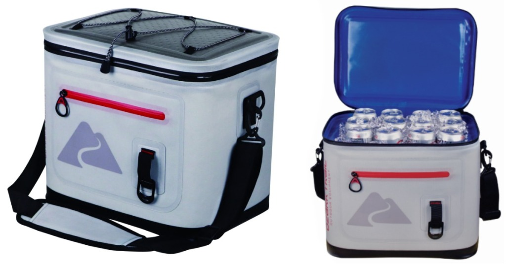 Ozark Trail 20 Can Leaktight Cooler Only 24 On Walmart