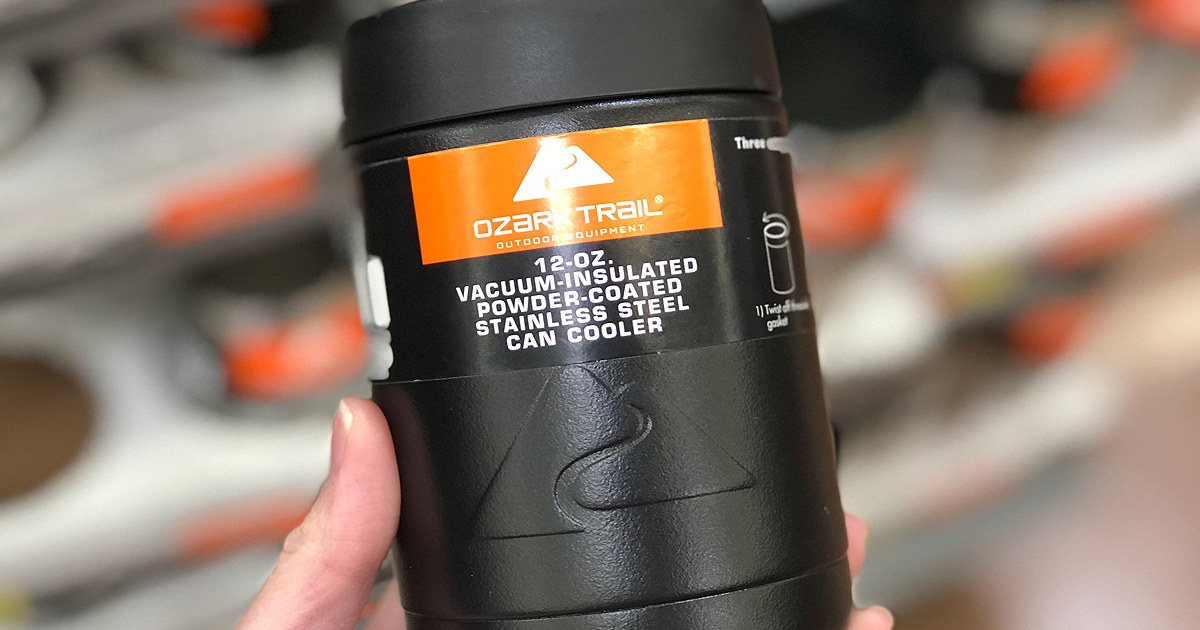 e457cb17d73 Ozark Trail Can Cooler Possibly ONLY $3 at Walmart (Comparable to YETI)