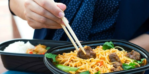 Buy One Pei Wei Entrée, Get One Free | Feed a Family of 4 for Under $21
