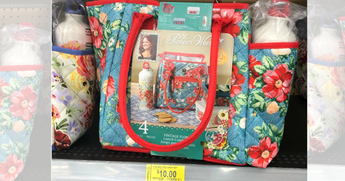 The Pioneer Woman Lunch Combo Set Possibly Only $10 OR Less