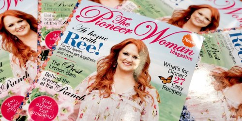 Pioneer Woman Magazine Subscription Just $12.99