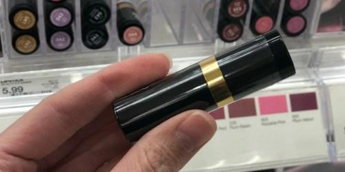 Revlon Super Lustrous Lipstick Only $3.14 at Target (Regularly $9) + More
