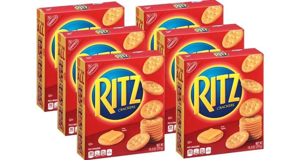 ritz crackers 6 count amazon