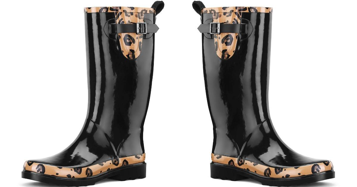 ea15d0b90 Sakroots Womens Rain Boots Just $21.10 Shipped (Regularly $55 ...