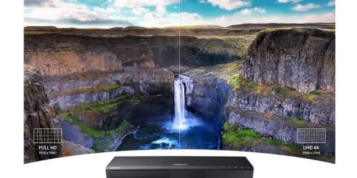 Samsung 4K Ultra HD Blu-ray Player Only $74.99 Shipped (Regularly $250) + Earn $10 Kohl's Cash