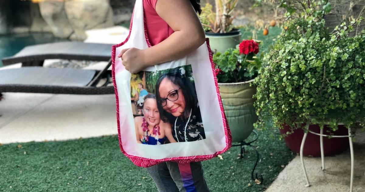 shutterfly free shopping bag