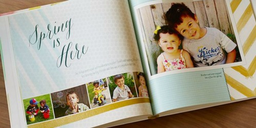 Pampers Rewards Members: Possible Free 8×8 Shutterfly Photo Book (Check Inbox)