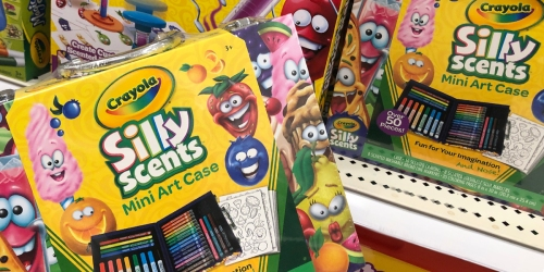 Over 40% Off Crayola Silly Scents Items w/ Free Target Store Pick-Up