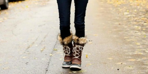 Up to 40% Off Sorel Boots for the Family