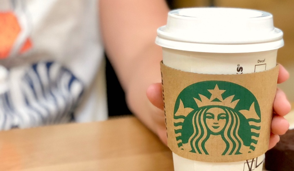 tip your barista on handcrafted beverages and food
