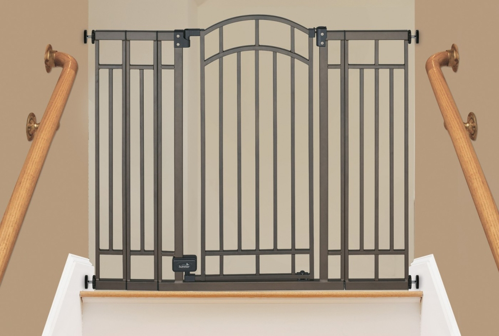 Summer Infant Walk Through Baby Gate Only 45 99 Shipped Awesome