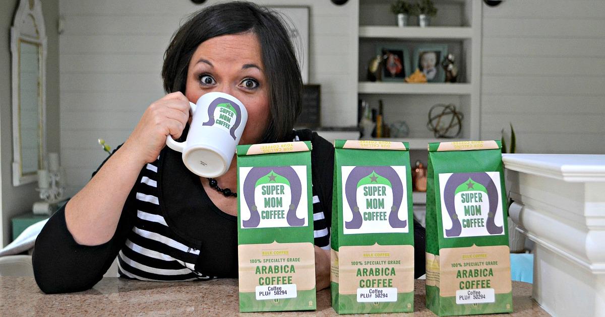 super mom coffee hip2save