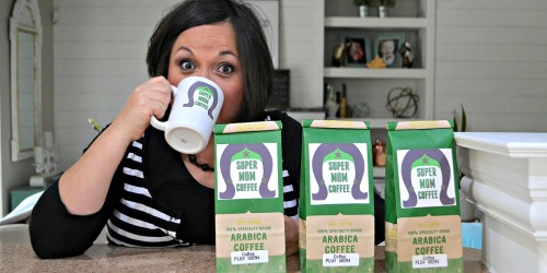 Get Your Hands on SUPER Mom Coffee for a Serious Energy Boost!