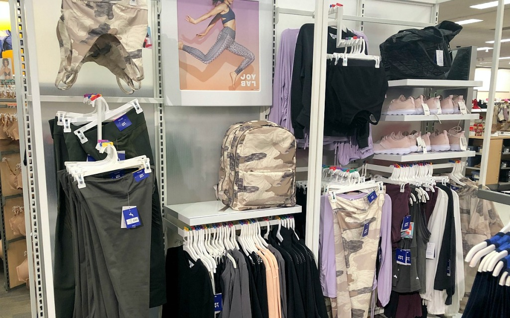 joylab activerwear at target is fashionable and functional