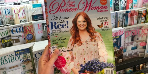 The Pioneer Woman Magazine One Year Subscription Just $12.99