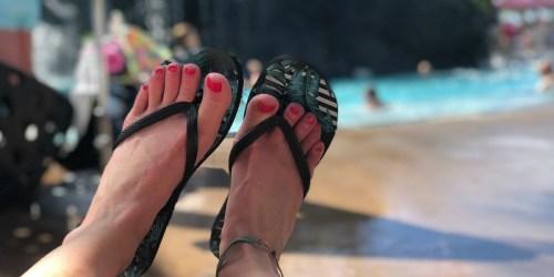 Spring Break & Summer Walmart Looks! Super Cute Flip-Flops, Cover-Ups & More