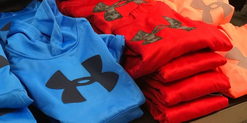 Under Armour Outlet: Up to 40% Off Gear For The Whole Family