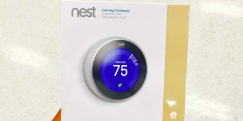 Nest Learning Thermostat & Google Home Mini Only $194.99 Shipped + More