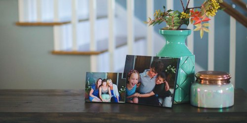 75% Off Wood Panel Photo Prints & More + Free In-Store Pickup at Walgreens