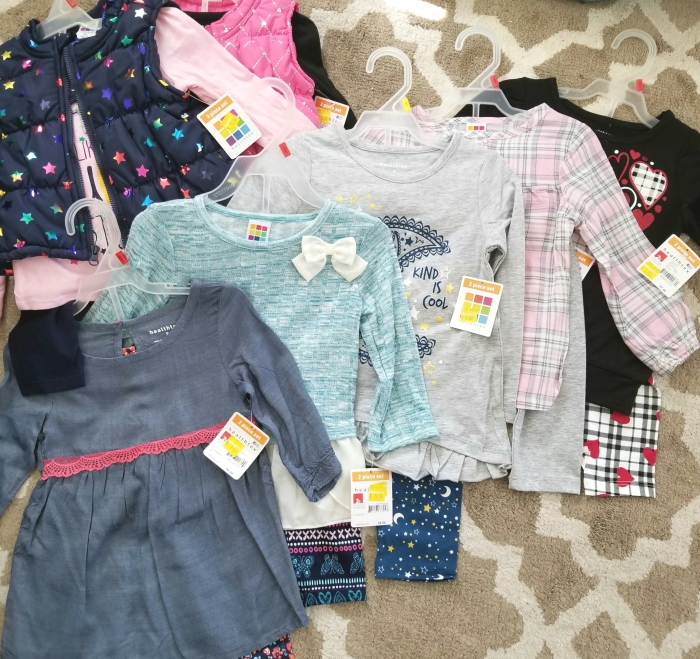 Walmart Baby Kids Clothing Clearance Finds Hot Buys On Carter S
