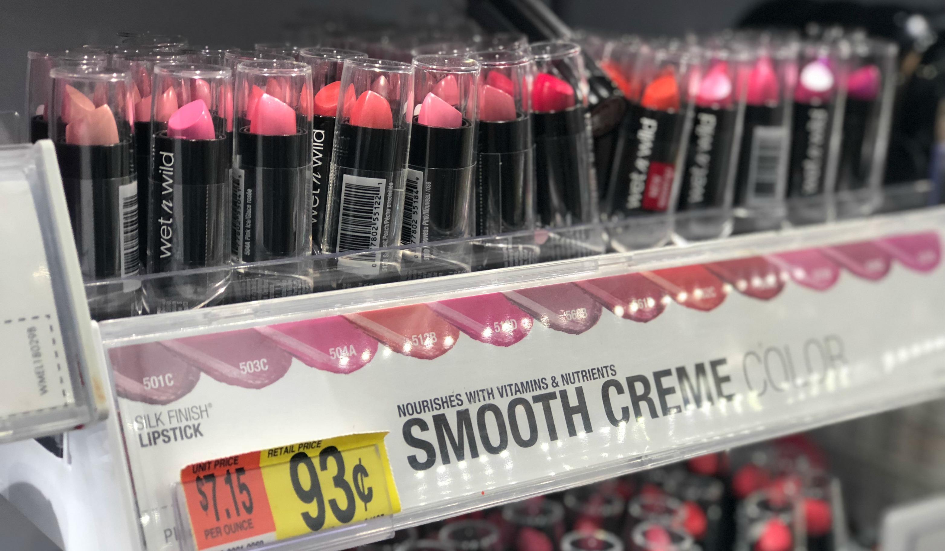 Better Than Free Wet N Wild Cosmetics At Walmart More Hip2save