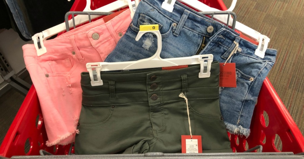 600cd77a1db7d Get Ready For Summer! Women's Shorts as Low as $13.59 at Target (In ...