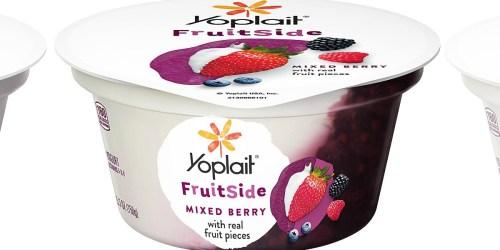 Meijer mPerks: FREE Yoplait FruitSide Yogurt eCoupon