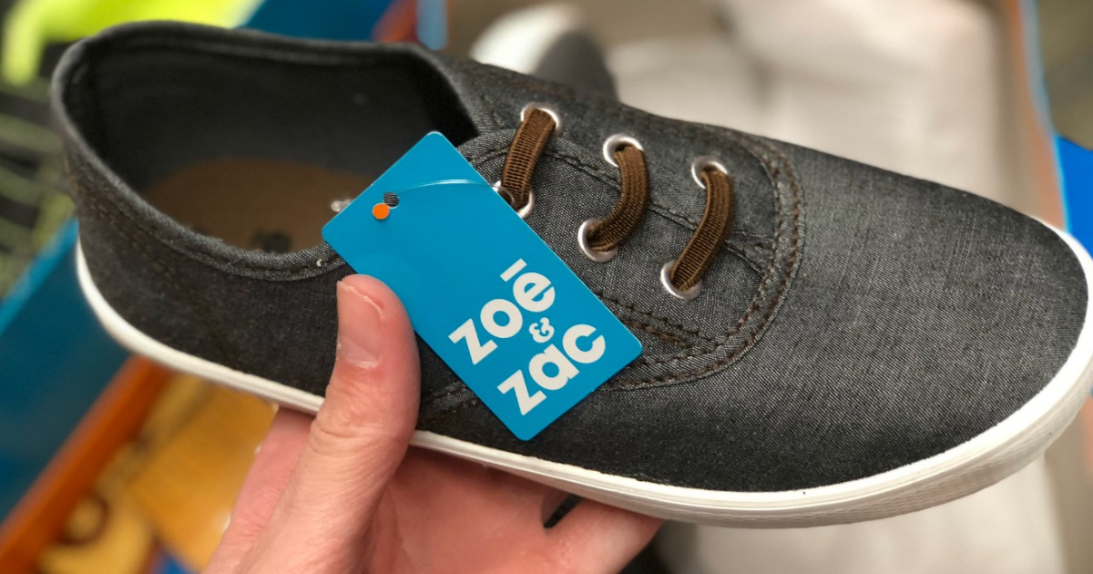 Zoe \u0026 Zac Kids Shoes Only $6.99 at