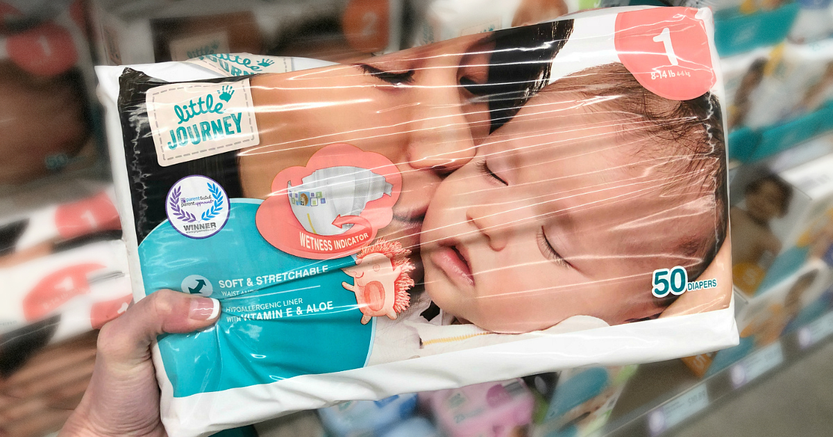 Hip2Save's guide to save money on disposable diapers — ALDI Jumbo Pack Diapers