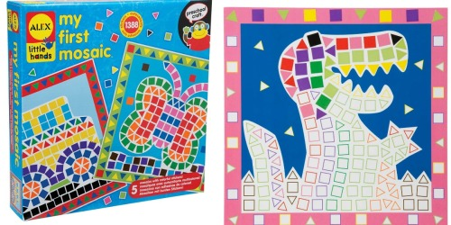 Alex Toys Little Hands My First Mosaic Only $5.49 (Great for Summer)
