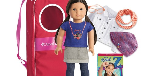 Amazon Lightning Deal: American Girl Doll & Accessories Just $123.90 Shipped (Regularly $177)