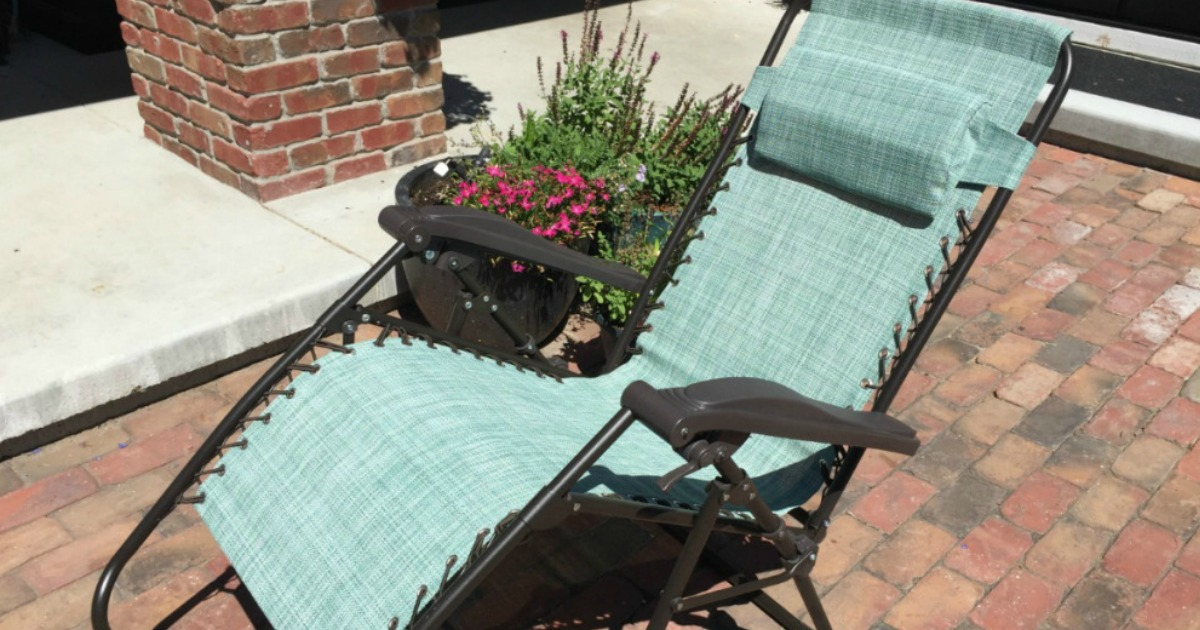 Kohl S Cardholders Sonoma Patio Antigravity Chair Only