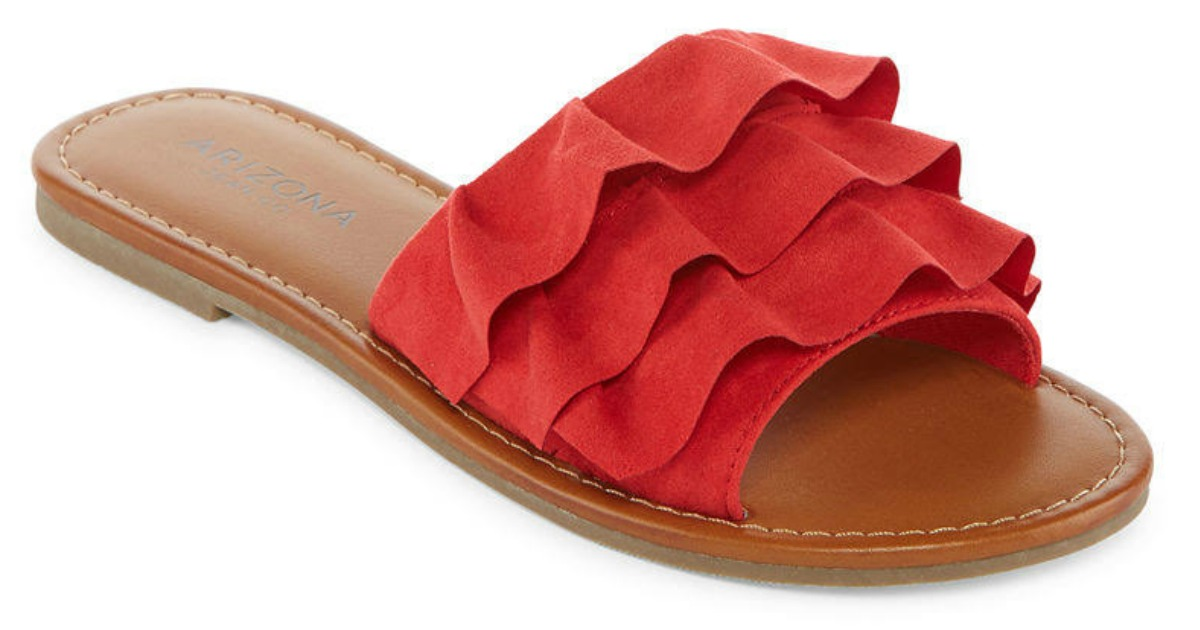 Jcpenney Com Buy 1 Get 2 Free Women S Sandals Hip2save