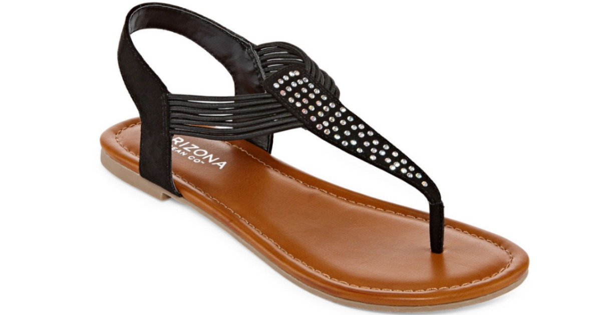 654676c543f07 JCPenney.com  Buy 1 Get 2 FREE Women s Sandals - Hip2Save