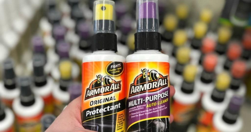 Armor All 4oz sprays