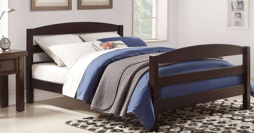 Better Homes & Gardens Full-Size Headboard & Footboard Only ...