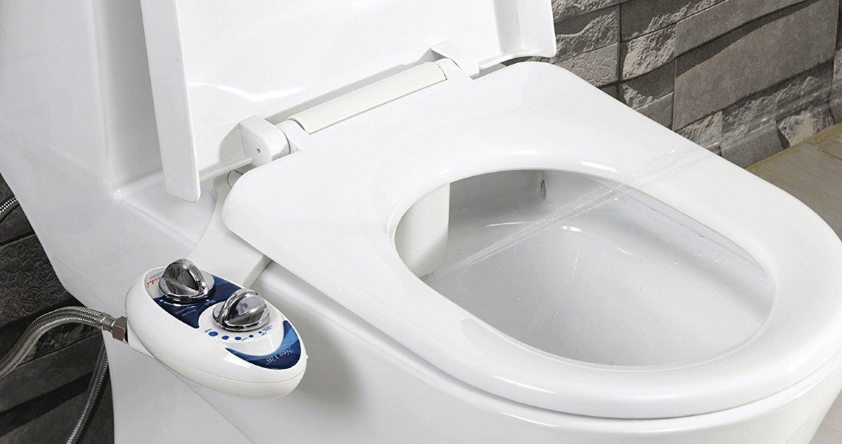Why own a gadget that saves you toilet paper? The bidet offers so many benefits.