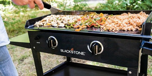 $100 Off Blackstone Griddle w/ Air Fryer + Free Shipping on Walmart.com