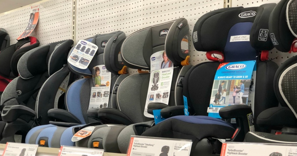 Starting Today And Running Through May 5th Bring Your Old Used Car Seat Into Local Target Receive A Coupon Good For 20 Off Any Valid