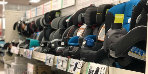 Target's Car Seat Trade-In Event is Coming 4/22 – 5/4 (Score 20% Off Coupon)
